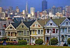 阿拉莫广场-旧金山-也就那么回事