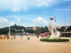 第一海水浴场-青岛-Amizhang