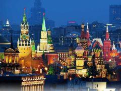 莫斯科+金环小镇5日游
