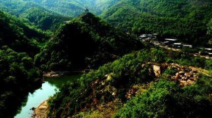神仙洞-尖山