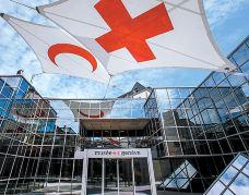 国际红十字会及红新月会博物馆-日内瓦-提包上马
