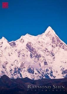 南迦巴瓦峰-米林-30267