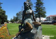 Pania of the Reef Statue-纳皮尔