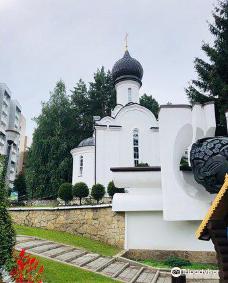 Church in Honor of St. Nicholas-别洛库里哈