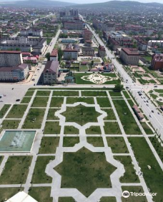 Britanika-Grozny-格罗兹尼
