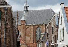De Sint Laurenskerk van Weesp uit 1462-韦斯普