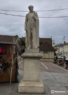 Monument Duc de Morny-多维尔