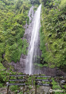 Cibeureum Waterfall-普卡